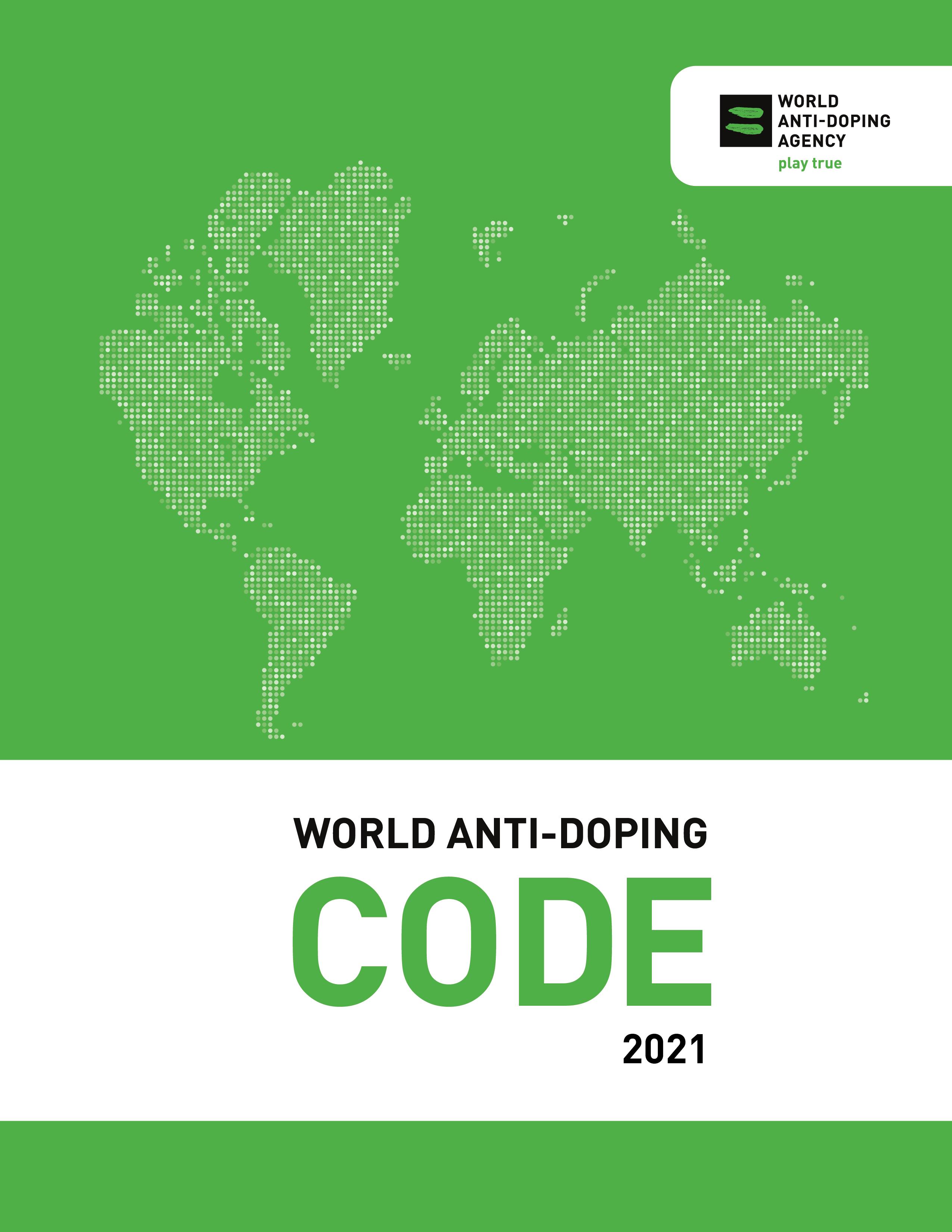 Código Mundial Antidopaje 2021